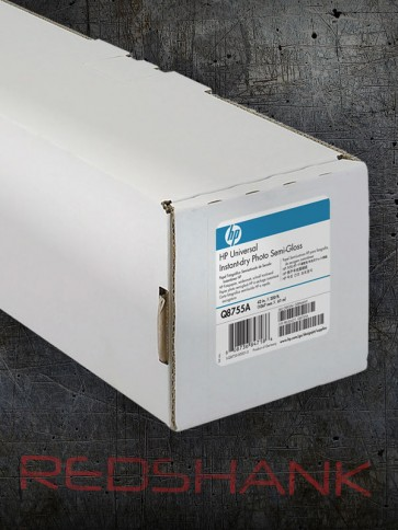 """HP Universal Instant-dry Satin Photo Paper 60"""" (1524 mm x 61 m)"""