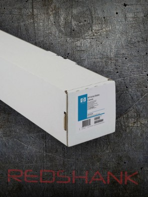 HP B5E92A inkjet roll product packaging