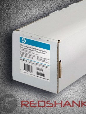 HP D9R24A latex roll product packaging