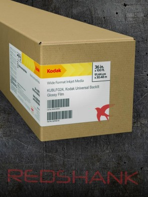 Kodak KUBLFG24 inkjet roll product packaging
