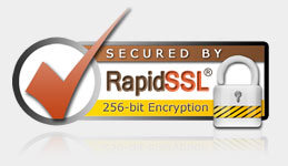 RapidSSL Secured